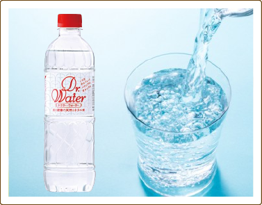 Dr.Water 500ml x 24本入