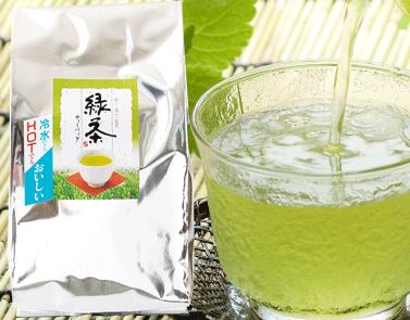 宮崎県産水出し緑茶